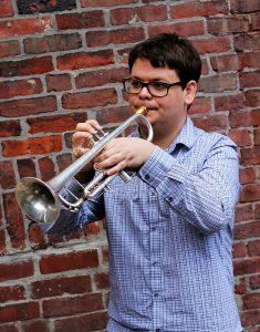Vancouver Jazz Trumpet Daniel Hersog