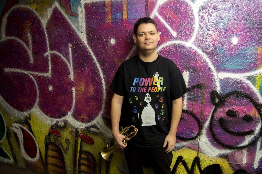 Daniel Hersog Vancouver Jazz Trumpet